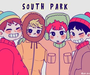 fanart and South park image