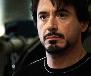 gif, Marvel, and ironman image