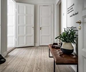 decor, design, and door image