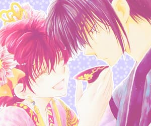 anime, yona, and couple image