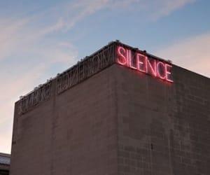 silence, grunge, and alternative image