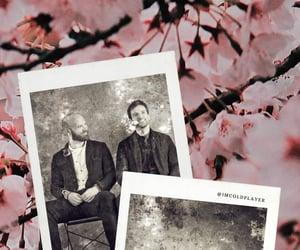 Chris Martin, november, and vintage image