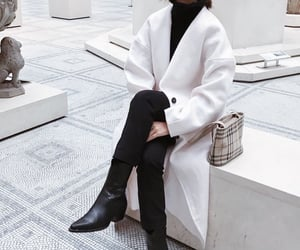 chic, classy, and fall image
