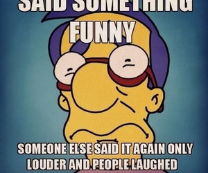 funny, lol, and quote image