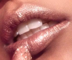 girly, lips, and mac image