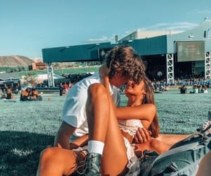 couple, love, and festival image