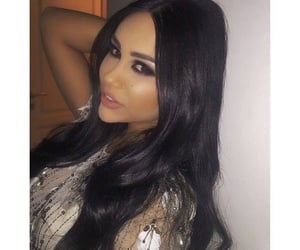 arabs, arab girls, and arabic beauty image