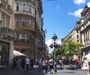Belgrade, explore, and city image