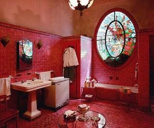 bathtub, decoration, and decor image