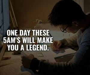 quotes, study, and motivation image