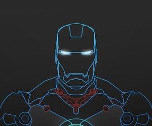 Avengers, wallpaper, and iron man image