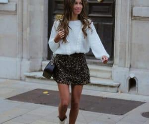 blogger, fashion, and france image