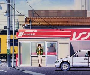 gif, anime detail, and anime cap image