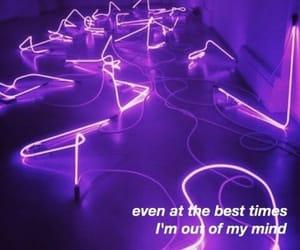 dark, hell, and purple image
