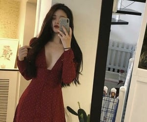 asian, asians, and dress image