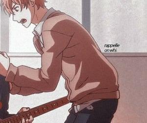 anime, match, and matching image