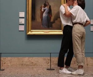 couple, art, and love image