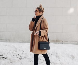 coat, inspo, and fashion image