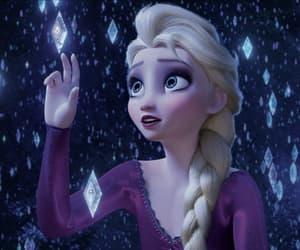 disney, elsa, and frozen 2 image