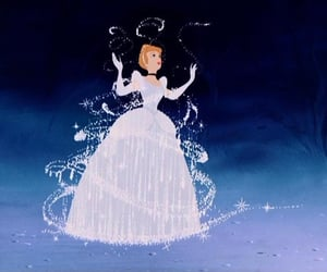 cinderella, disney, and magic image