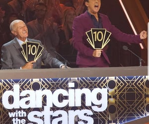 judges, dancing with the stars, and bruno tonioli image