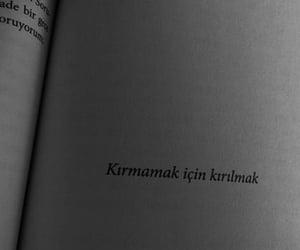 alıntı, kitap, and türkçe sözler image