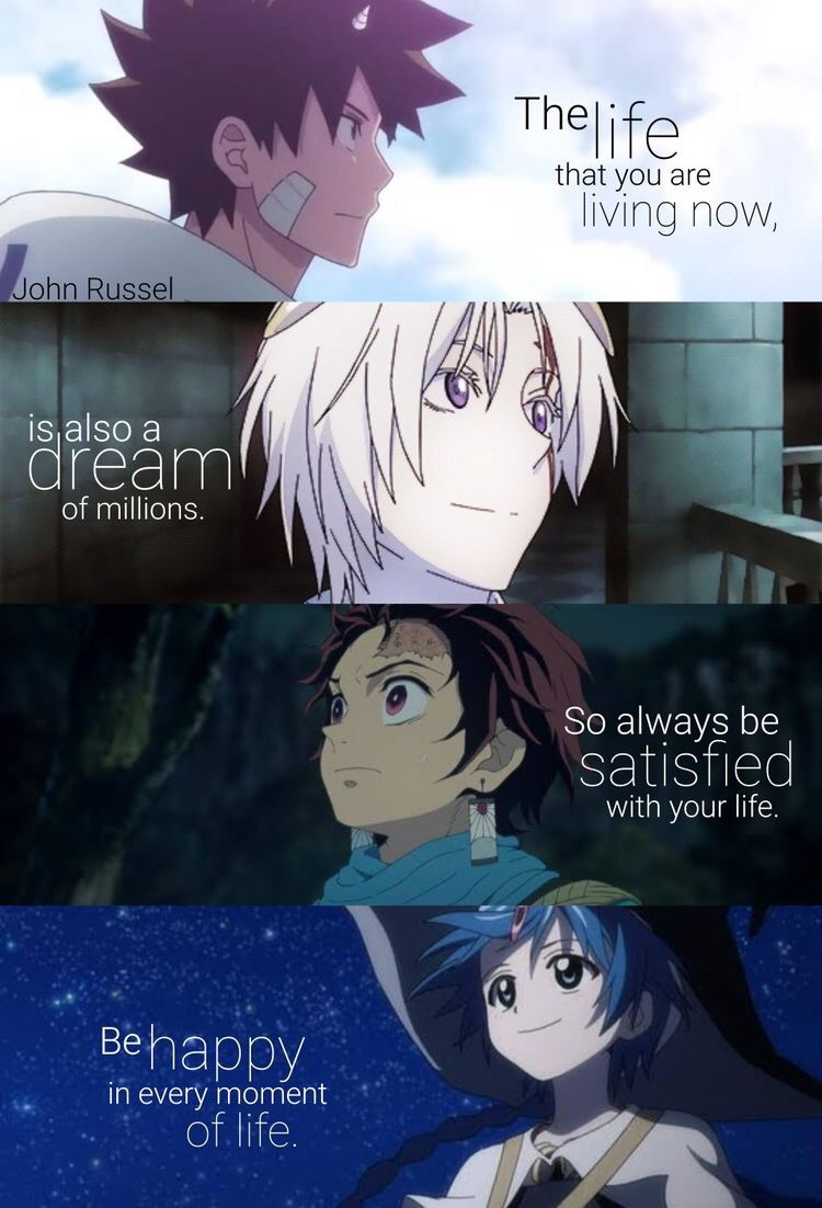 image in anime quotes collection by nana on we heart it