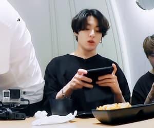 gif, jeon jung kook, and jimin image