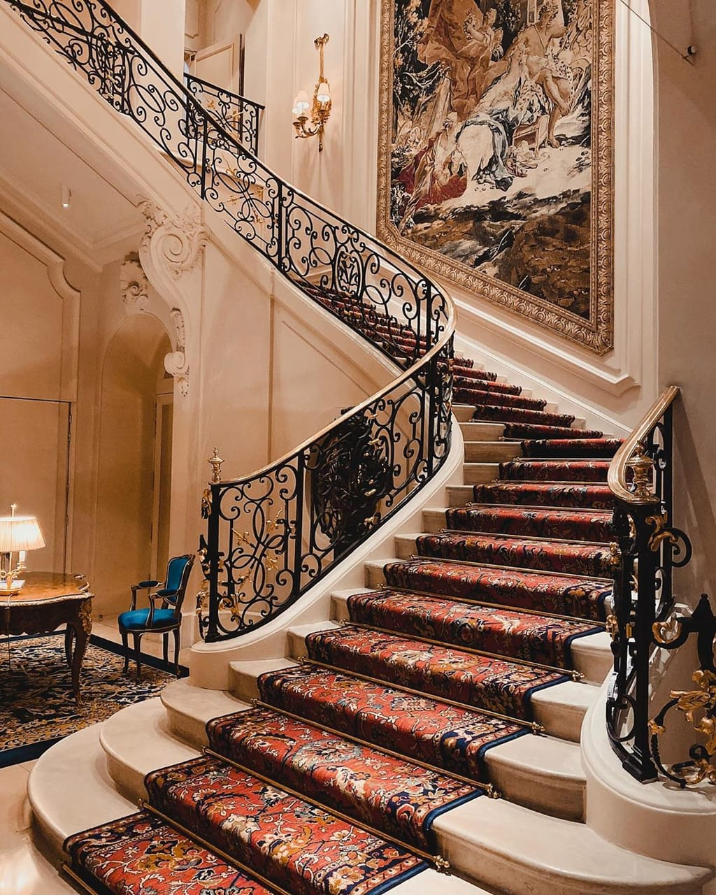 paris, Ritz hotel, and ile de france image