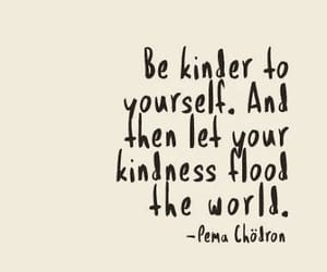 quotes, words, and kindness image