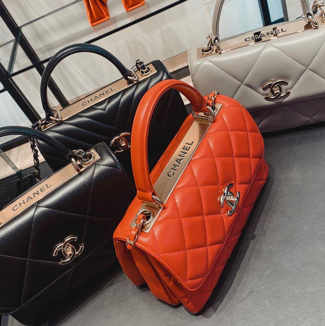 chanel, fashion, and handbags image