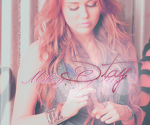 miley cyrus, stay, and fdp image