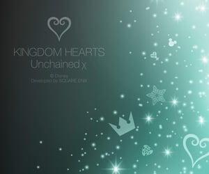 2000s, kingdom hearts, and stars image