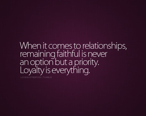 Love Quotes Pics • When it comes to relationships, remaining ...