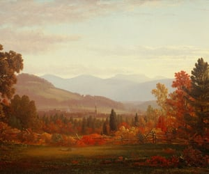 19th century, autumn, and fall image