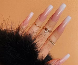 nails, style, and nails goals image