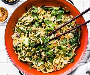 recipe, vegetarian, and meatless image