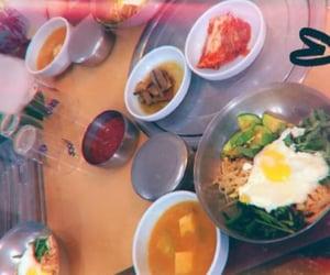 food, south korea, and seoul image