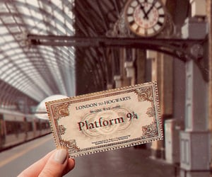 article, fiction, and hogwarts image