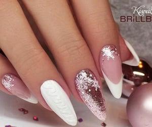 love it, polish nail, and sweet image