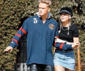 miley cyrus and cody simpson image