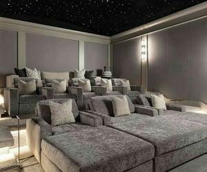 house and home cinema image