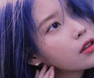 iu, kpop, and love poem image