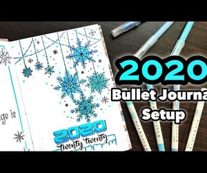 2020, doodles, and winter image
