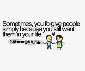 love, forgive, and quote image