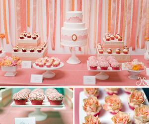 decor, wedding cakes, and food image