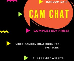 omegle, talk to strangers, and random chat image