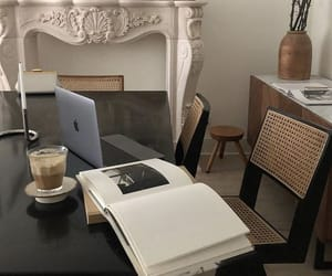 boss, coffee, and business image