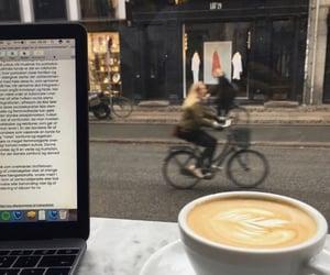 coffee and work image
