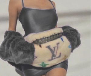 fashion, Louis Vuitton, and aesthetic image